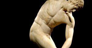Estudio anatómico del Discóbolo y perfecto uso del MOVIMIENTO