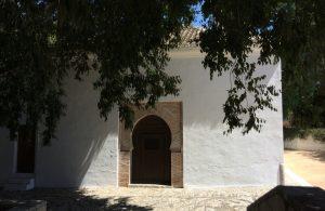 Imagen de la Ermita granadina de San Sebastián